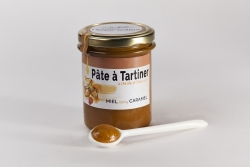 Pâte à Tartiner Miel-Caramel