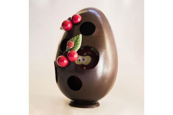 La Cloche de Pâques en Chocolat