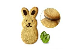 Grand biscuit Lapin - Expédiable