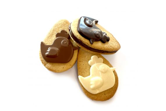 Biscuits Poule