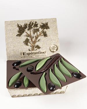 Ballotin de chocolat à offrir