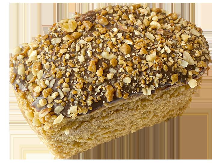 Cake chocolat noisettes à l'huile d'olive de l'Esperantine